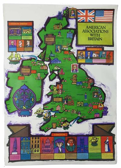 AMERICAN ASSOCIATIONS With BRITAIN