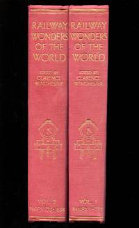 image of Railway Wonders of the World: Two Volume Set