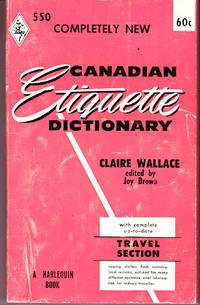 Canadian Etiquette Dictionary
