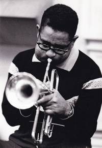Original photograph of Dizzy Gillespie, circa 1965