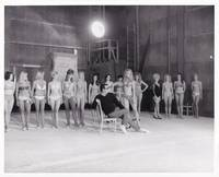 image of Funny Girl (Original photograph of Herbert Ross from the casting of the 1968 film)