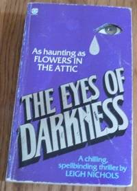 The Eyes of Darkness First UK paperback edition first impression