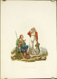 A Man and Woman of Risano, in the Country of Cattaro