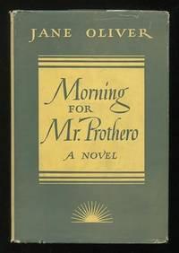 New York: David McKay Company, Inc.. Very Good in Very Good dj. (c.1951). First American Edition. Ha...
