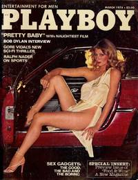 """KALKI."" In Playboy magazine, March 1978"