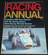 image of Car and Driver Racing Annual: Complete 1966 Race Results, 100 Top Racing Drivers, Giant Racing Pictorial Section