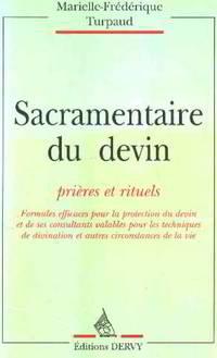 Sacramentaire du devin