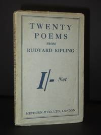 Twenty Poems from Rudyard Kipling by Rudyard Kipling - 1918