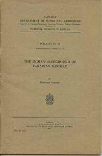 image of The Indian Background of Canadian History