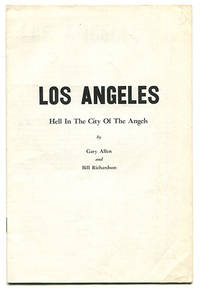 Los Angeles: Hell In The City Of The Angels
