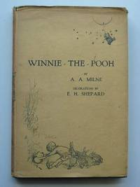 WINNIE-THE-POOH by  A.A Milne - 1st edition. - 1926 - from Stella & Rose's Books and Biblio.com