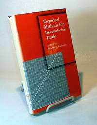 Empirical Methods for International Trade.