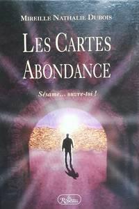 image of Les cartes abondance. Sésame. ouvre toi ! (Jeu divinatoire)
