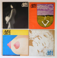 Avant Garde Magazine Complete Set of 14 (Number 1 - 14) Issues (Jan 1968-July 1971)