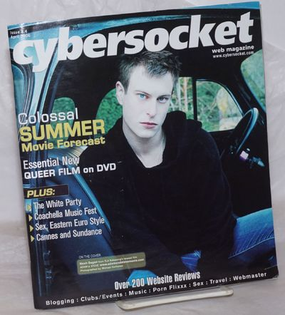 Los Angeles: Cybersocket LLC, 2006. Magazine. 52p., 8.25x9 inches, ads, events, internet guides and ...
