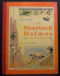 Un Sherlock Holmes a Quatre Pattes (A Sherlock Holmes on Four Feet)