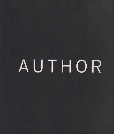 New York: Distributed Art Publishers Inc, 1998. First Edition. Soft cover. Very Good. Quarto. Black ...