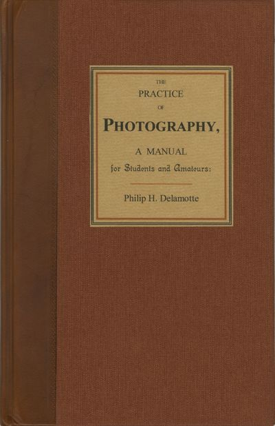 New York: Office of the Photographic and Fine Art Journal, 1854. First U.S. edition. 12mo., , 67 pp....