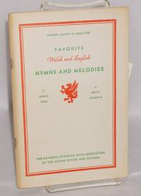 Favorite Welsh and English hymns and melodies