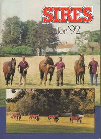Sires for '92.  The Stallion Directory