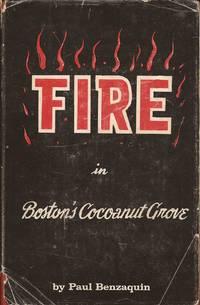 image of Fire in Boston's Cocoanut Grove; Holocaust! (New edition 1967)