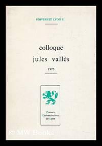 Colloque Jules Valles : 1975