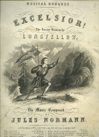 Excelsior   Musical Bouquet [Vintage Piano Solo Sheet Music] (Music Publisher's Reference Number 697 and 698)
