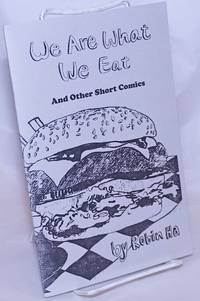 image of We Are What We Eat, and other short comics