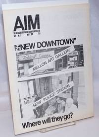 image of AIM: the American Independent Movement newsletter. Vol. 4 no. 9 (May 1, 1969)