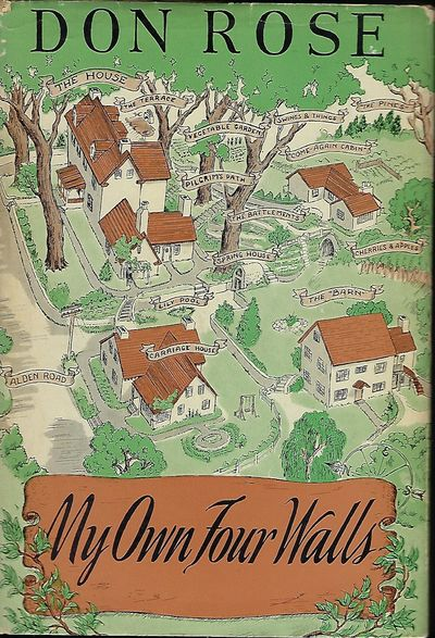 NY: Doubleday, Doran & Company, 1941. First Edition (so stated). Signed presentation from Rose on th...