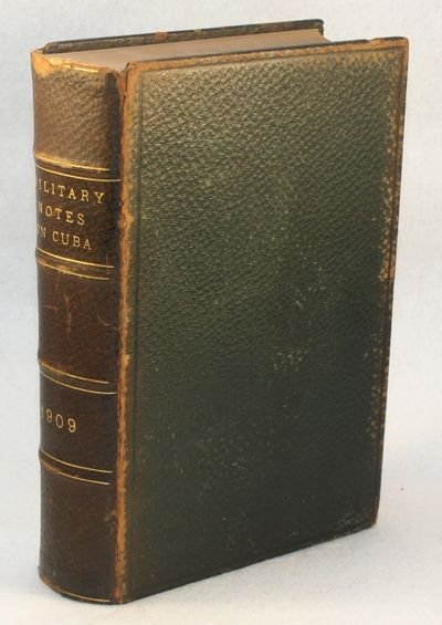 Washington DC: Government Printing Office, 1909. Hardcover. Very Good. 757 pp + many maps (some fold...