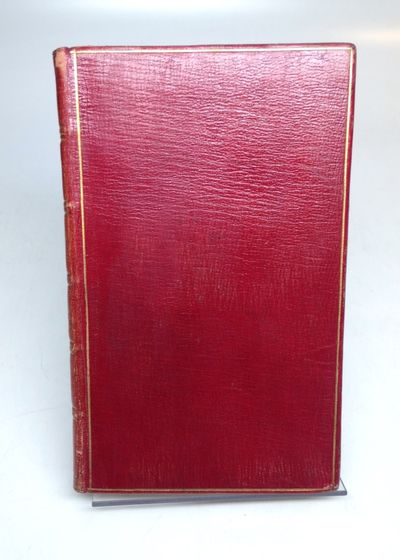 Birmingham: Baskerville, 1762. hardcover. near fine. Slim small 8vo. Handsomely bound in older full ...