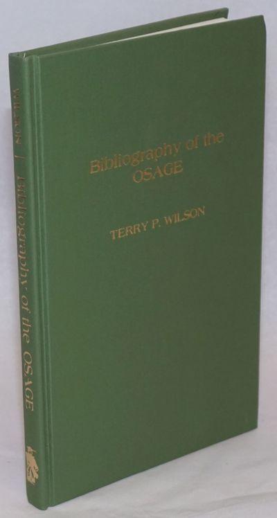 Metuchen NJ: The Scarecrow Press, Inc, 1985. Hardcover. viii, 162p., nice copy, hardbound in green c...