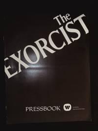 image of The Exorcist Pressbook 1974  Ellen Burstyn, Max von Sydow