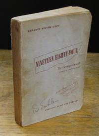 image of Nineteen Eighty-Four: A 1984 Novel  [Advance Review Copy]