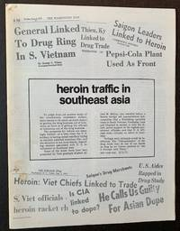 image of Heroin Traffic in Southeast Asia