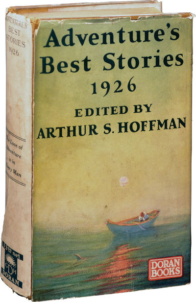 New York: George H. Doran Company, 1926. First Edition. First Edition. Owner inscription on the fron...