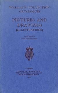 Wallace Collection Catalogues. Pictures and Drawings (Illustrations).