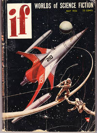 If Worlds of Science Fiction May, 1954