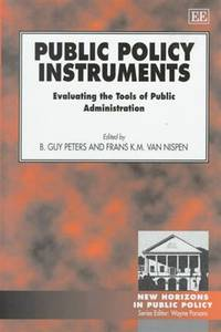 Public Policy Instruments