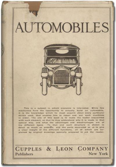 New York: Cupples & Leon Company, 1915. Hardcover. Near Fine/Very Good. First edition. Octavo. 232pp...