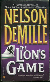 LION'S GAME, Demille, Nelson