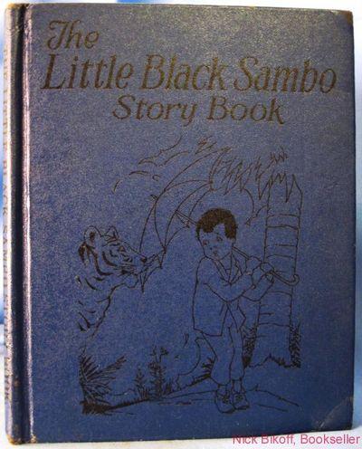The Little Black Sambo Story Book By Helen Amp Frank Ver