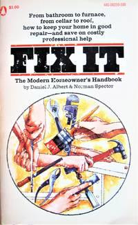 image of Fix It. the Modern Homeowner's Handbook