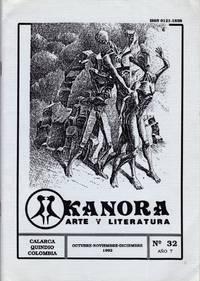 Kanora Arte Y Literatura No. 32