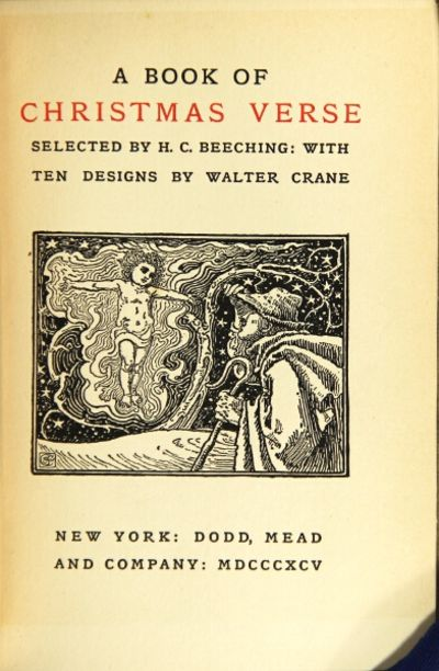 New York: Dodd, Mead, and Company, 1895. First American edition, 8vo, pp. xvi, 173, ; illustrated ti...
