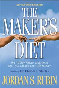 image of MAKERS DIET: The 40-day Health Experience That Will Change Your Life Forever
