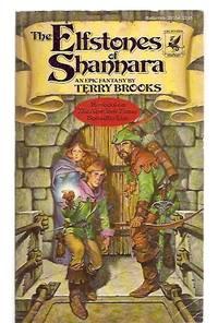 image of The Elfstones of Shannara an Epic Fantasy