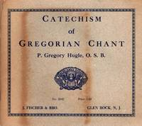 Catechism of Gregorian Chant
