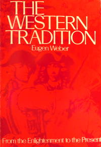 The Western Tradition: From the Enlightenment to the Present  (Third Edition)